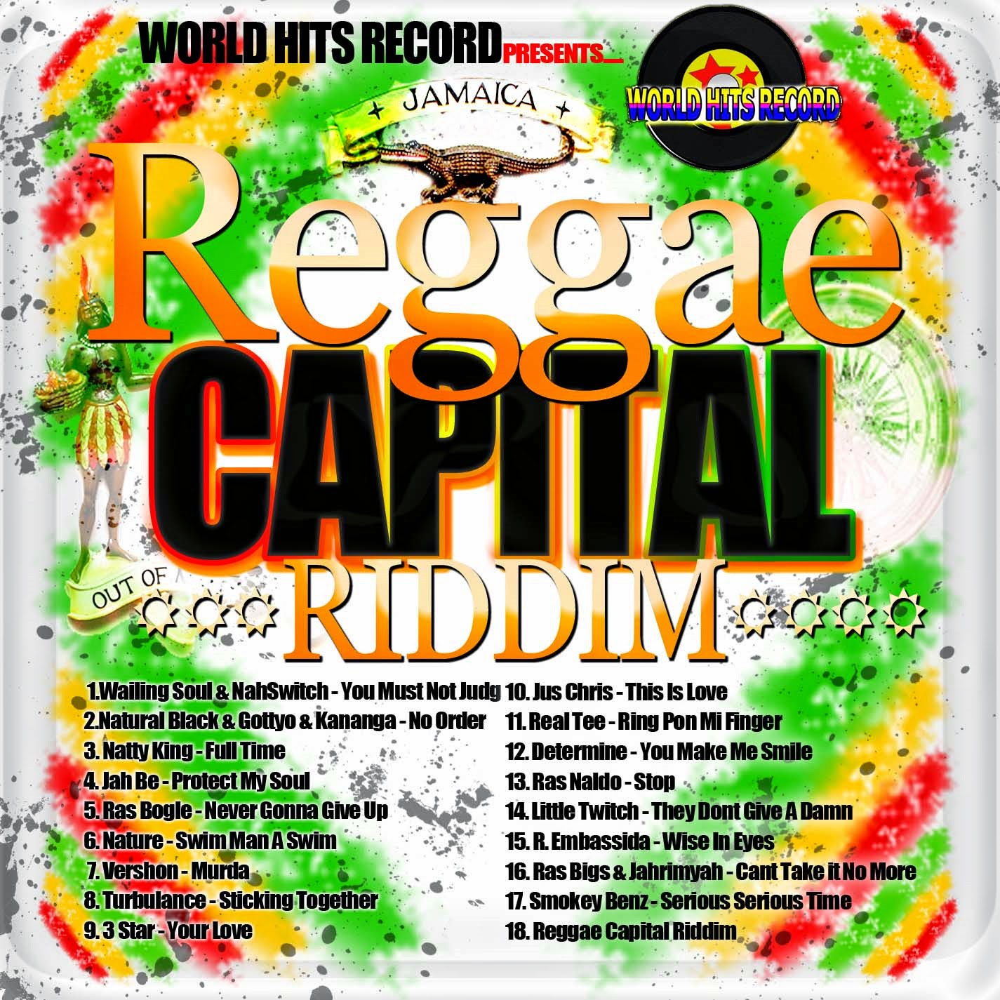 Reggae Capital Riddim