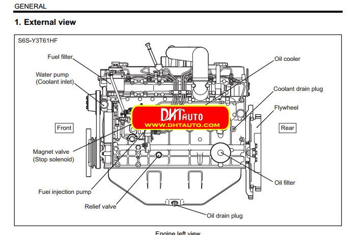 Image Result For Takeuchi Tb Wiring Diagram