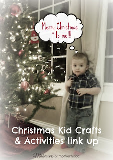 http://makeoversandmotherhood.com/christmas-kid-crafts-activities-link-up/
