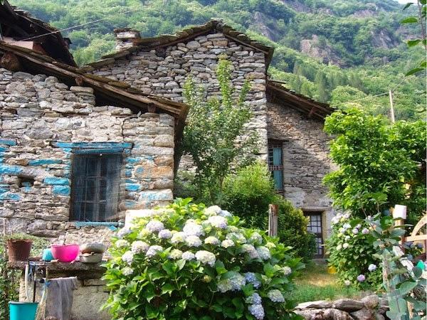 деревни италии