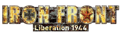 Iron Front: Liberation 1944 Logo - We Know Gamers