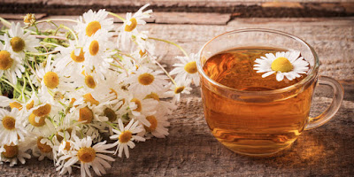The health benefits of chamomile tea, The health benefits of, chamomile tea
