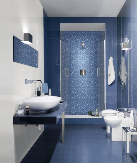 Modern bathroom designs for Imagenes de banos sencillos