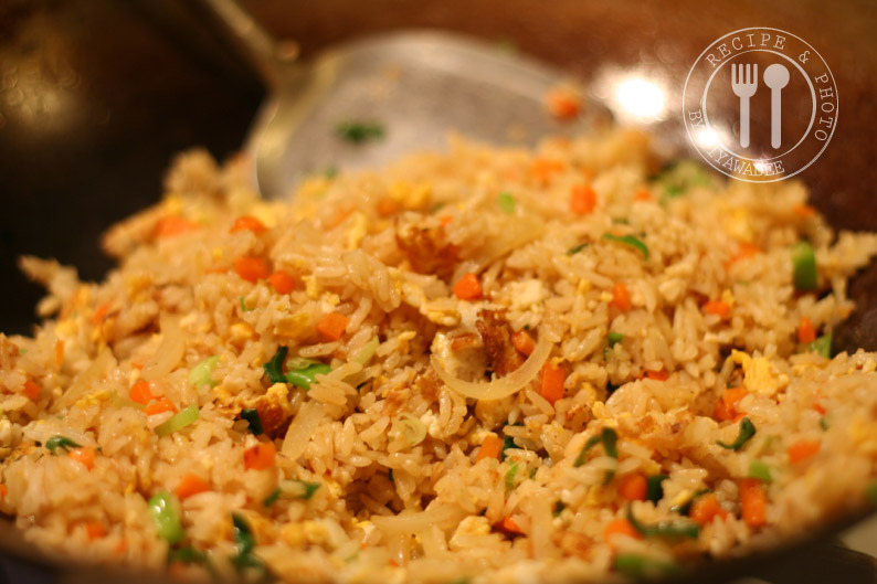 japanse rijst gebakken