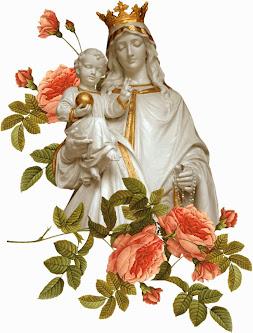 Nossa Senhora, Mãe e Rainha