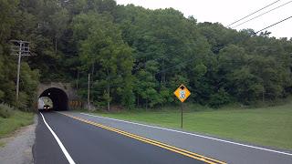 Lackawanna Cutoff, New Jersey