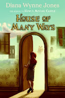 house of many ways by diana wynne jones book cover