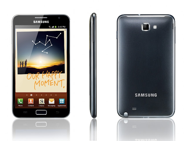 Samsung Galaxy Note N7000 GT I9220