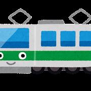 電車のキャラクター