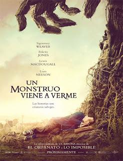 Un monstruo viene a verme (2016)