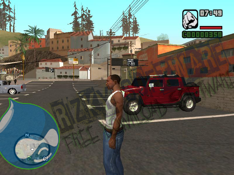 Download Game GTA San Andreas Full Version