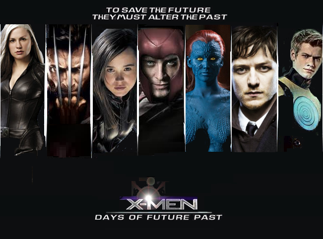 X-Men: Days of Future Past Movie Poster