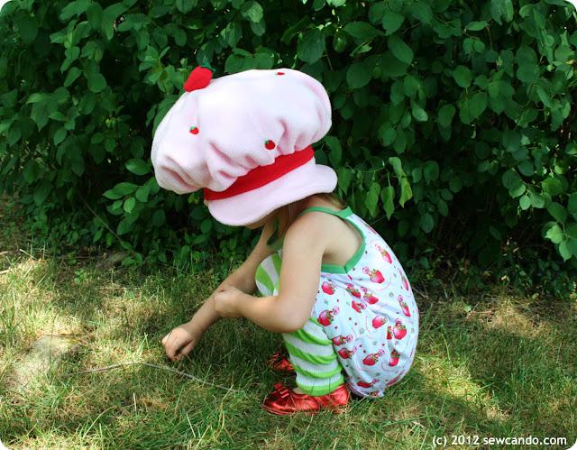 Make Strawberry Shortcake Cake