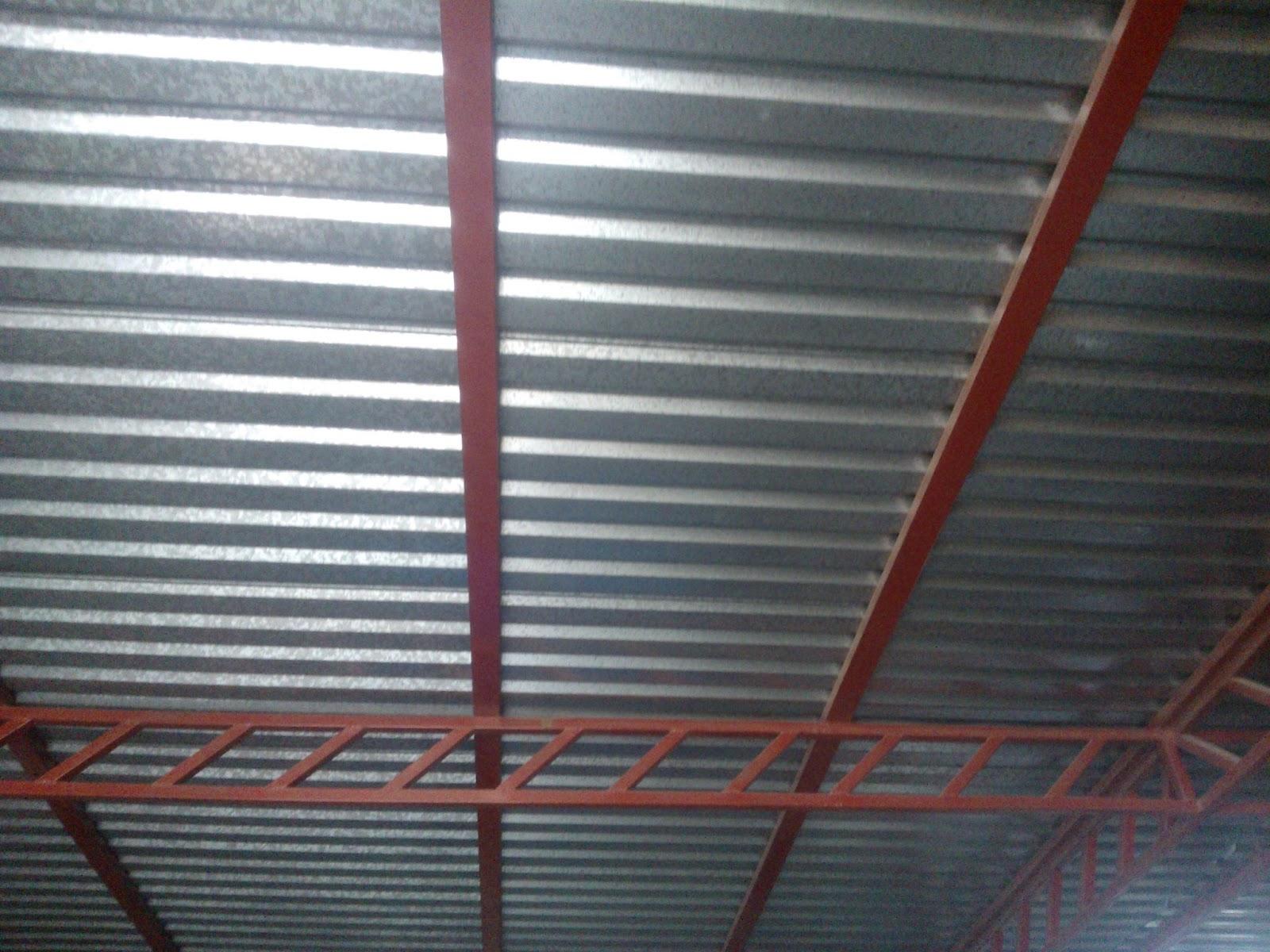 Domos ravisa instalaciones con laminas acanaladas - Laminas para pared ...