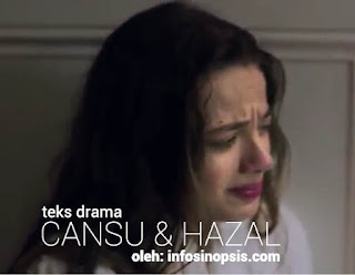 Sinopsis Cansu dan Hazal Episode 11