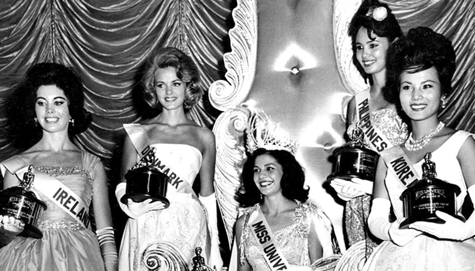 TOP 05 MISS UNIVERSO 1963