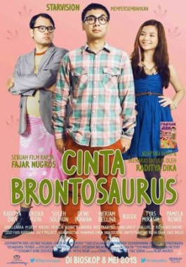 Free Download Film Cinta Brontosaurus Raditya Dika Full HD