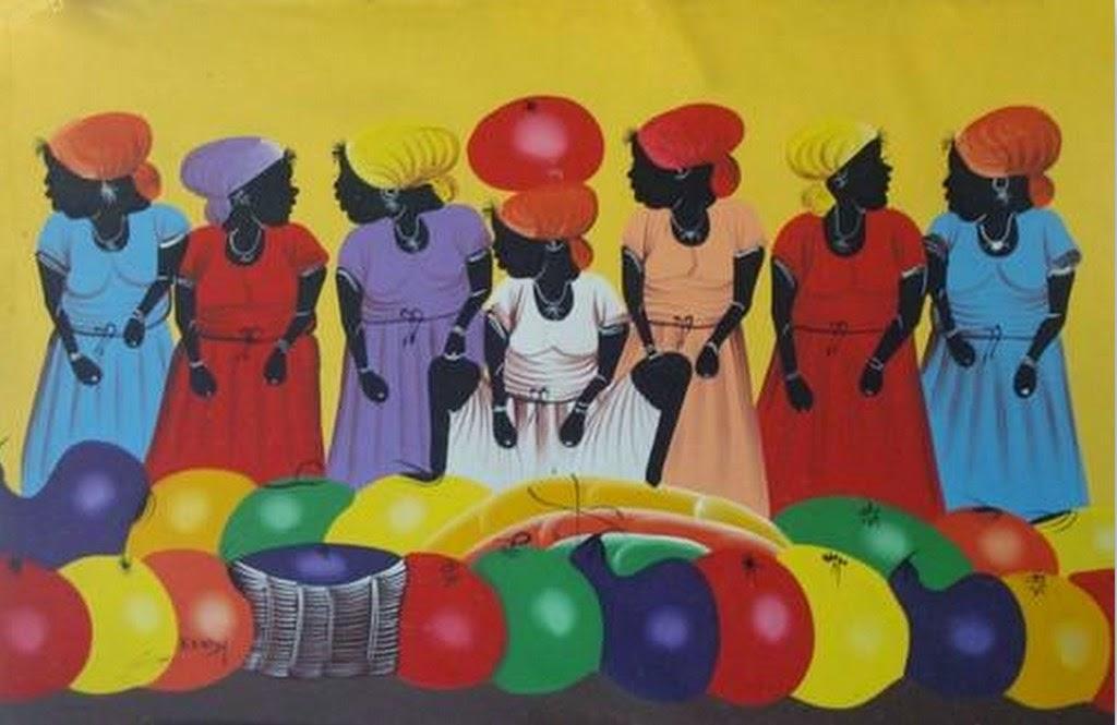cuadros-africanos-de-negras-fotos