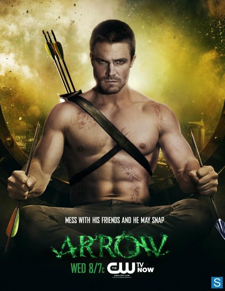 Arrow – Todas as Temporadas Dublado / Legendado (2016)