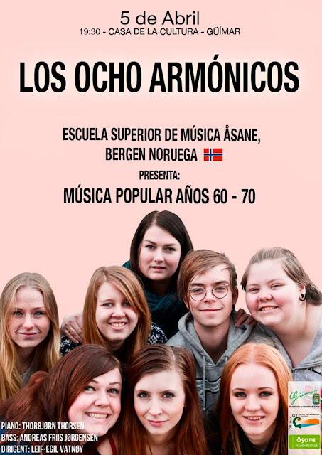 LOS OCHO ARMONICOS