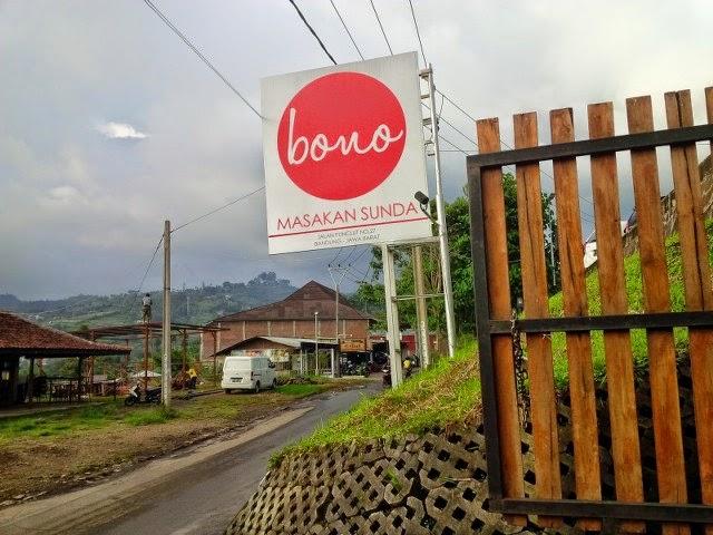 Warung Jati BONO punclut Bandung