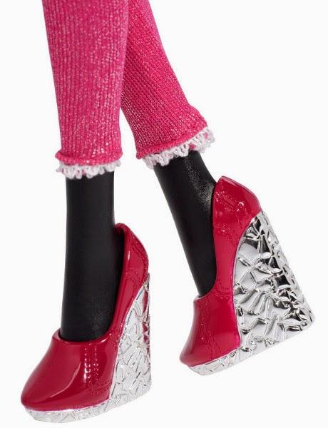 TOYS : JUGUETES - MONSTER HIGH   New Scare Mester - Catty Noir : Doll | Muñeca  Producto Oficial 2014 | Mattel BJM43 | A partir de 6 años
