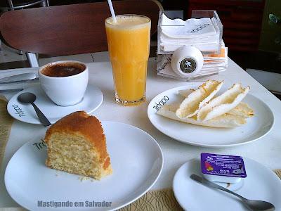 Troppo Spazio Gourmet: Parte do Café Speciale