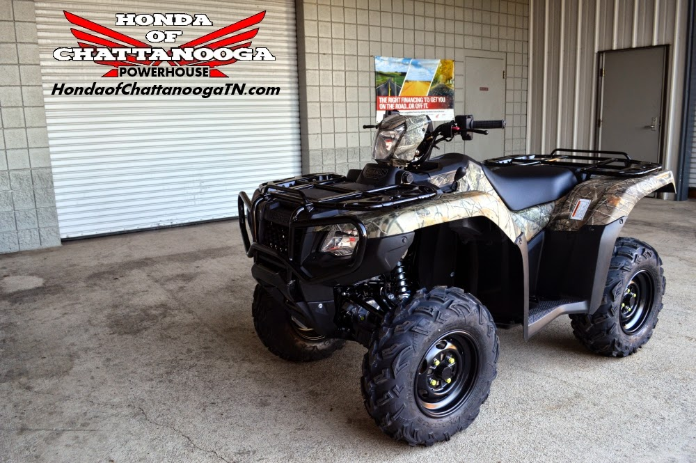 2015 Rubicon 500 Camo Sale Price TN GA AL Four Wheeler / Honda PowerSports Dealer Chattanooga