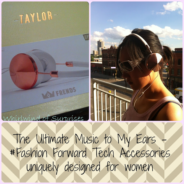 ultimate fashion and performance headphones for women