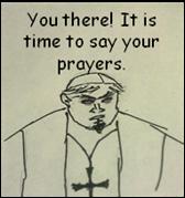 evil cardinal