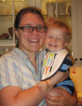 Malachi with His Mom on<br>His First Birthday, June 12