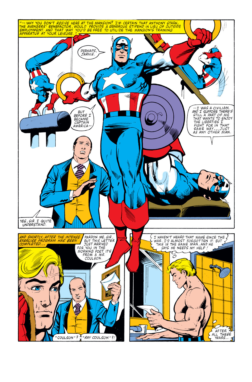 Captain America (1968) Issue #259 #174 - English 6
