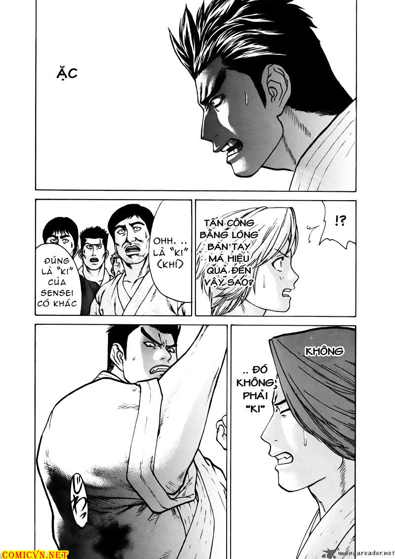 Karate Shoukoushi Kohinata Minoru chap 46 Trang 12