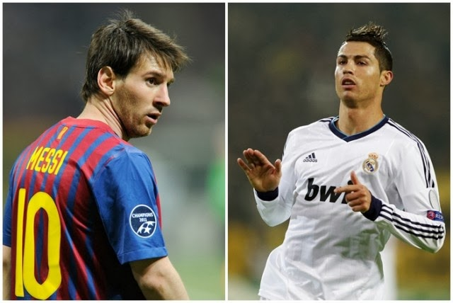 Cristiano Ronaldo: Aku dan Lionel Messi Bukanlah Rival!