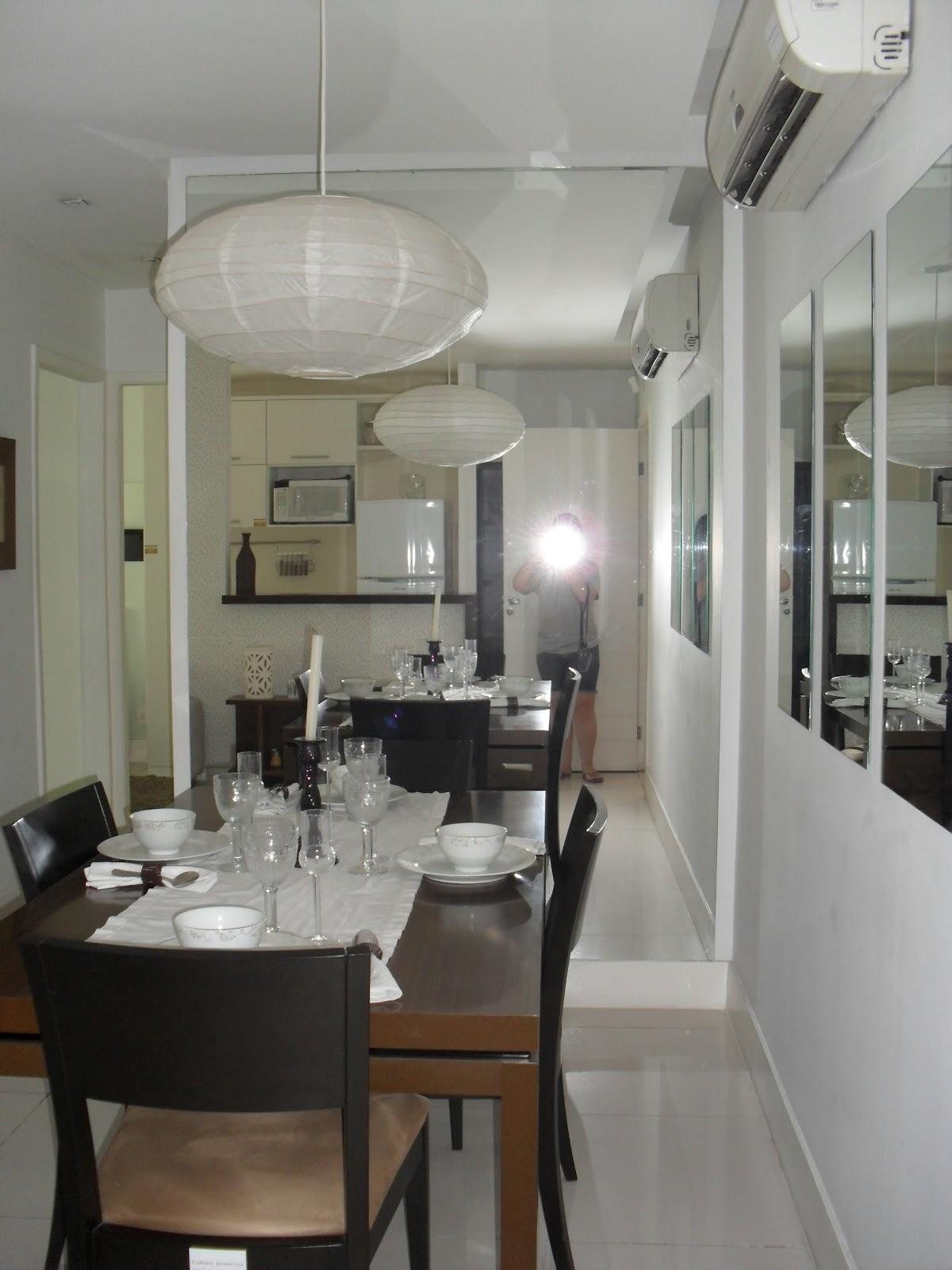 Vou mostrar a sala de jantar do decorado: #5E4938 1200x1600