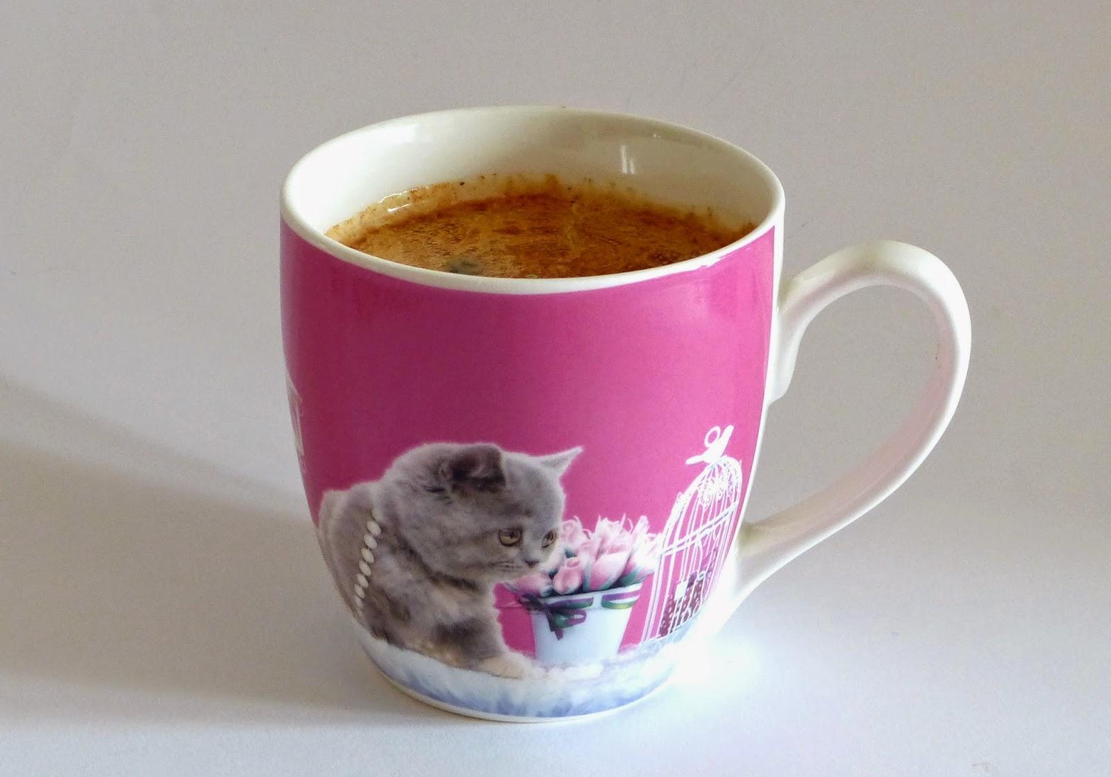 café miel canela