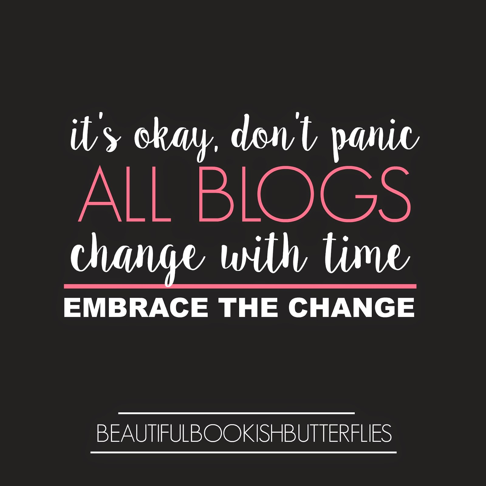 Blogs Change Over Time