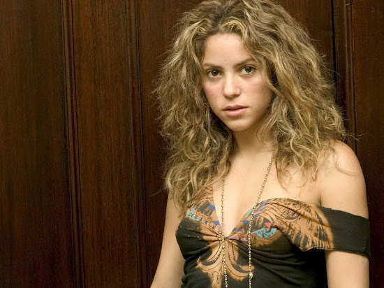 Shakira Pop Singer and Model Latest Wallpaper