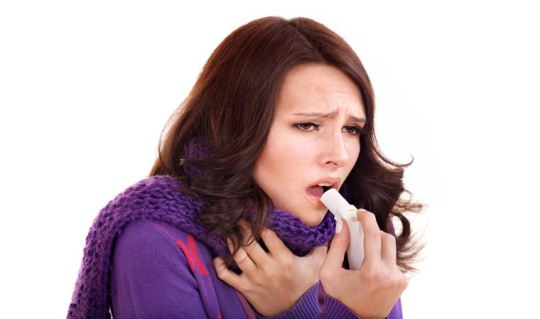 Penderita asma