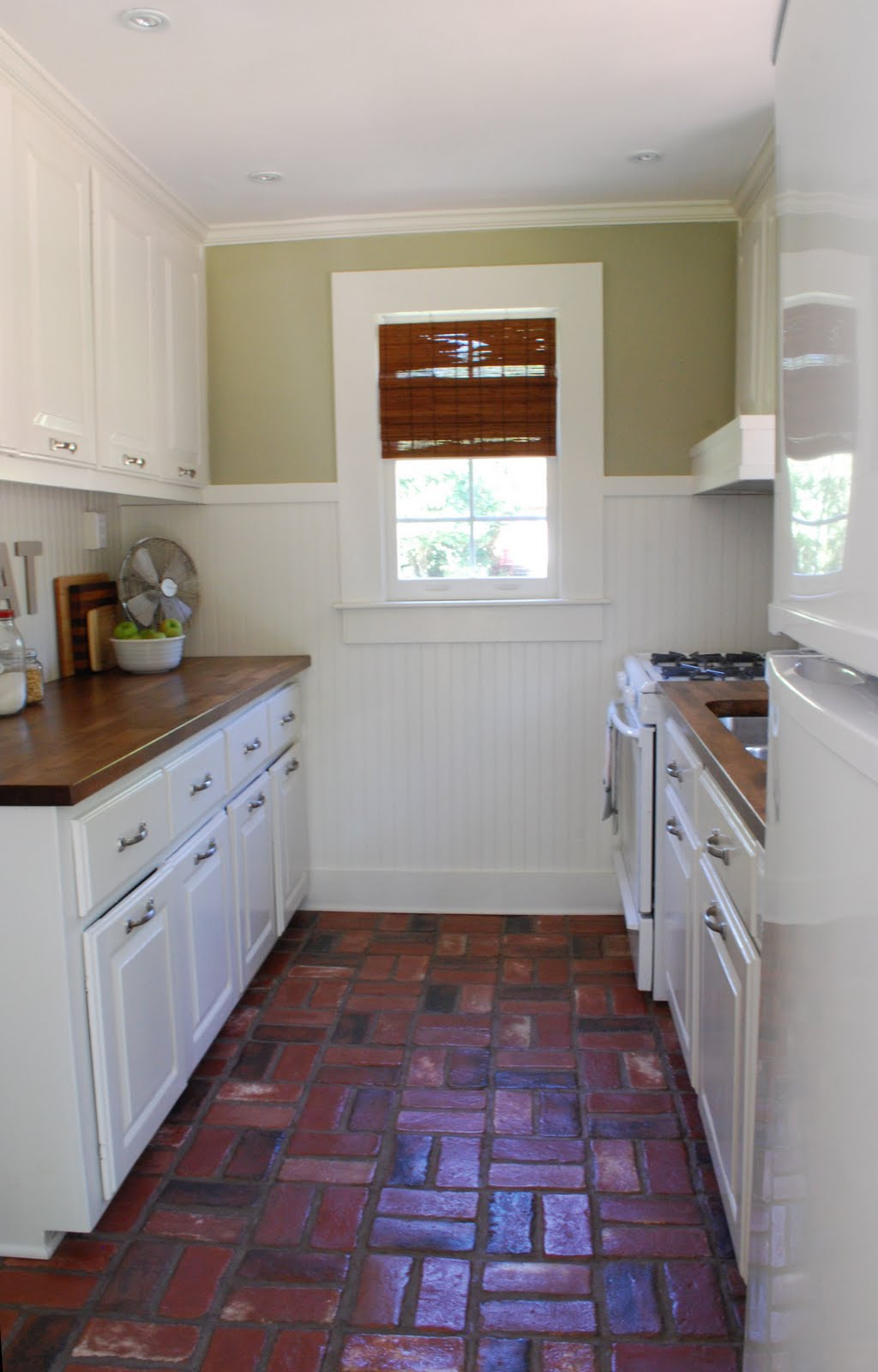 This & That: Kitchen Floors