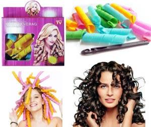 Alat Pengeriting Rambut Yang Bagus Tanpa Listrik Magic Leverag Original Harga Murah