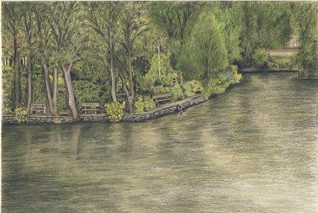 Mơ thấy được ăn một dòng sông đầy phở