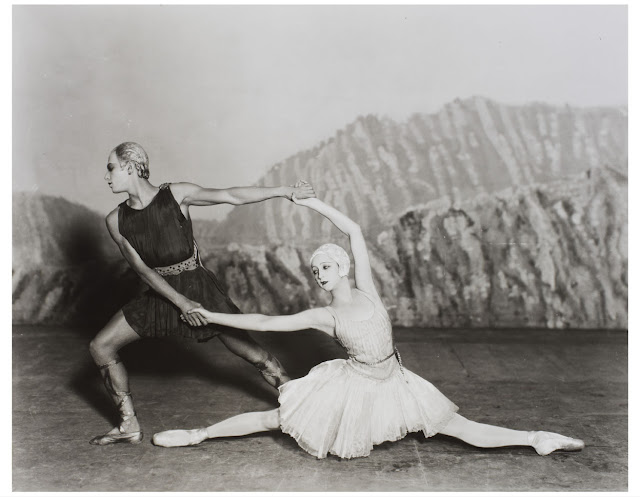 Caixa Forum - Exhibition Les Ballets Russes