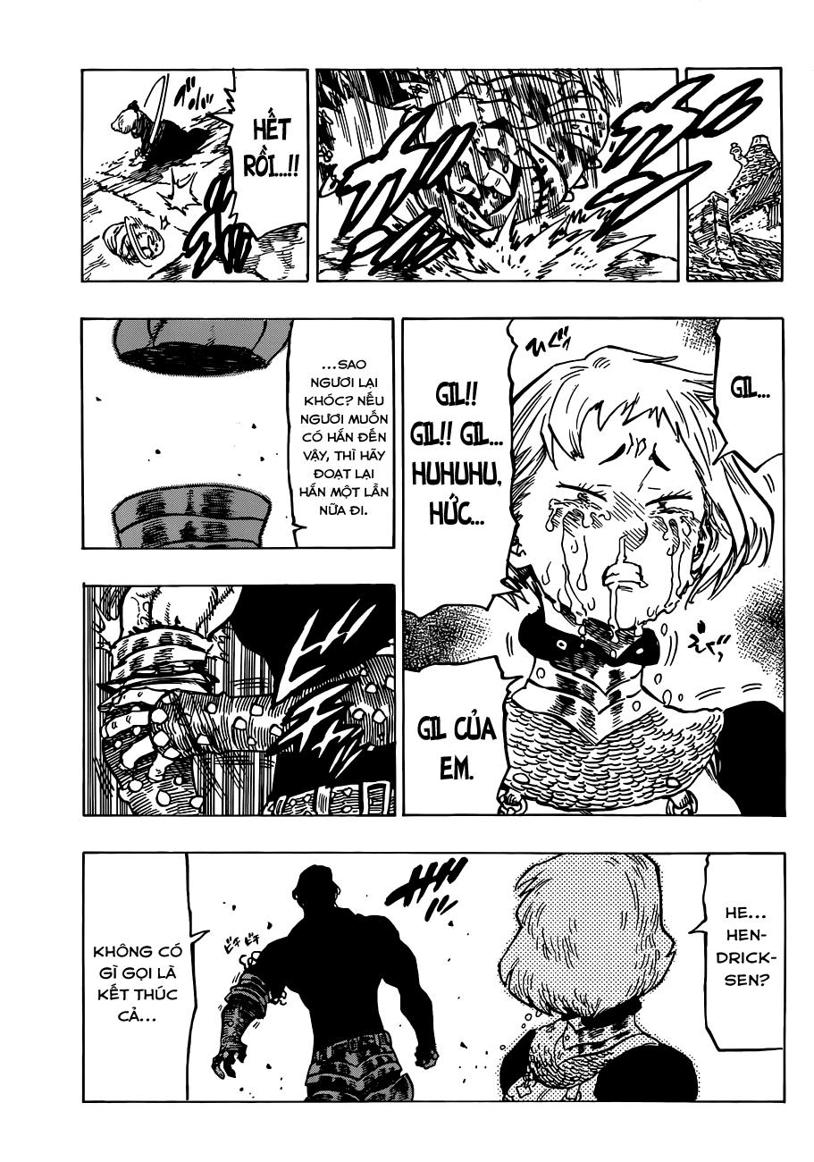 Nanatsu no Taizai - Thất Hình Đại Tội chap 84 page 20 - IZTruyenTranh.com