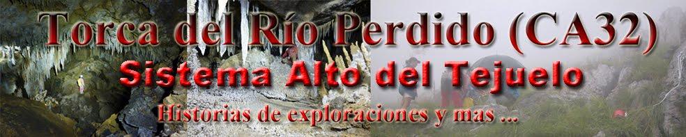 Torca del Río Perdido (CA32)