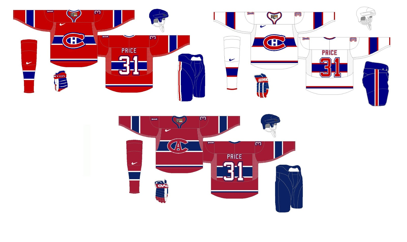 Friday great day for concepts hockeyjerseyconcepts for Unique home stays jersey