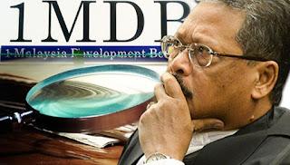 Pegawai 1MDB tidak lakukan kesalahan