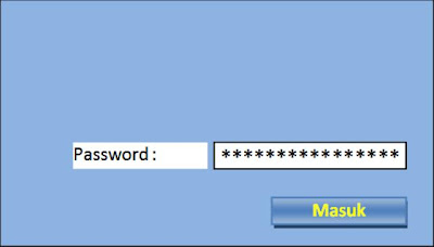 cara membuat password