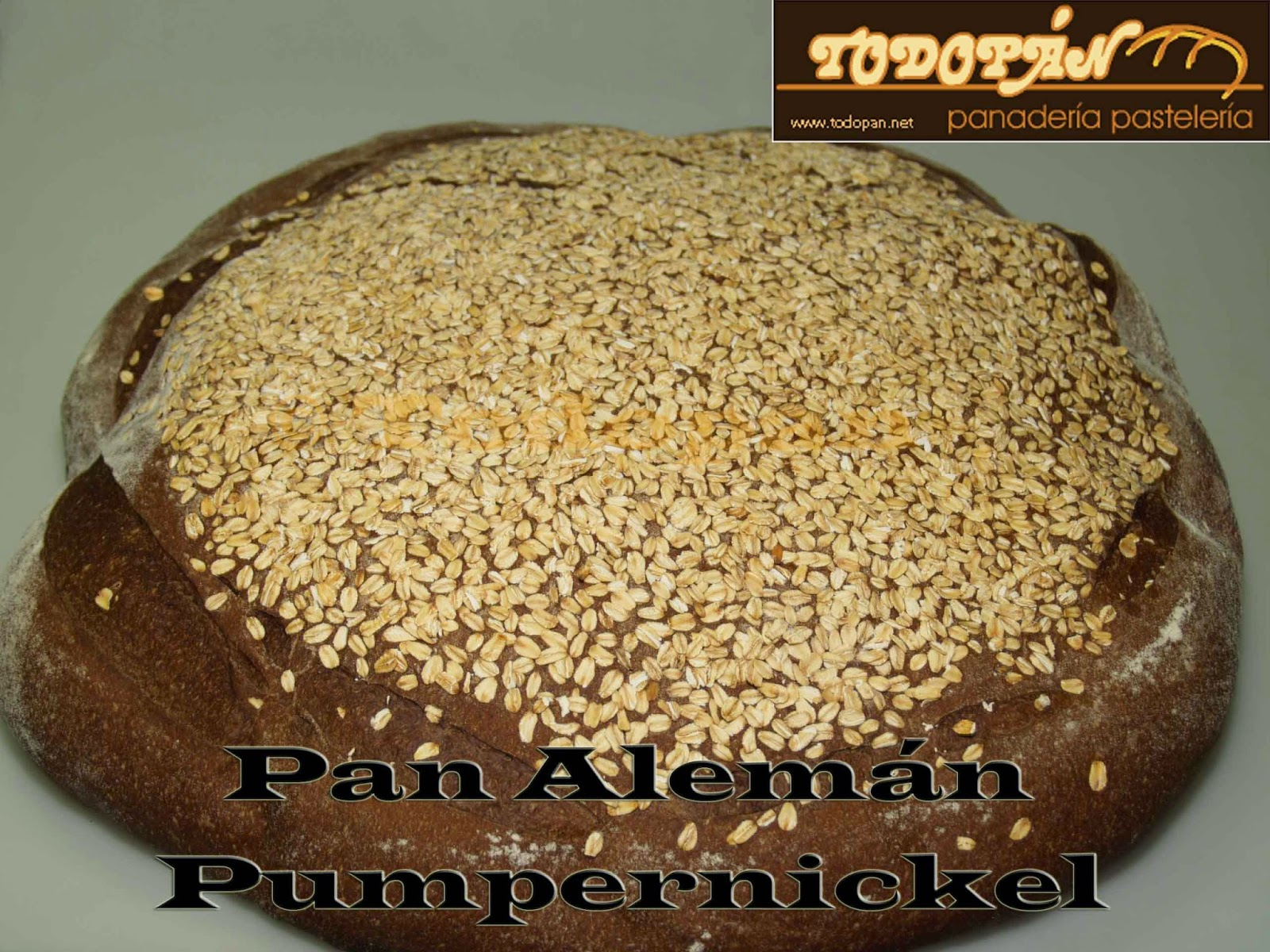 Pan Eleman Pumpernickel