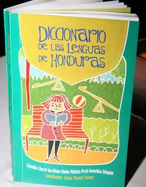 Honduras, literatura Honduras,diccionario de lenguas de Honduras,